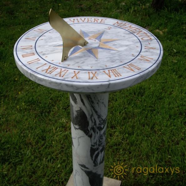 Garden Horizontal Sundials